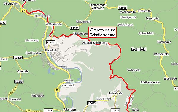 Ddr Grenze Karte Harz.Wie Immer Herzliche Grusse